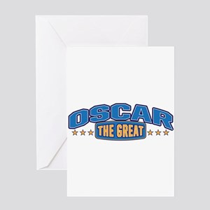 The Great Oscar Greeting Card