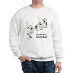 Statistics Cartoon 9225 Sweatshirt