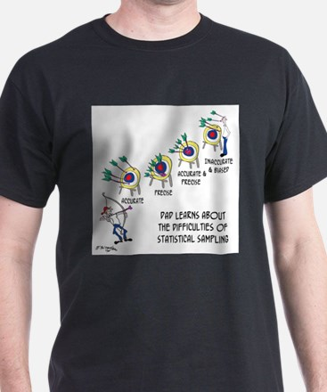 Statistics Cartoon 9225 T-Shirt