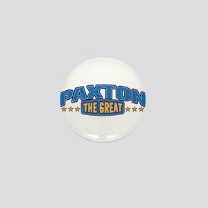The Great Paxton Mini Button