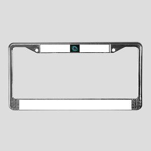 Helix Nebula License Plate Frame