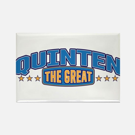 The Great Quinten Rectangle Magnet