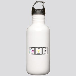 CMYK Elements Stainless Water Bottle 1.0L