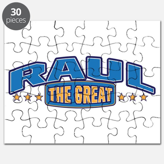 The Great Raul Puzzle
