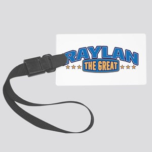 The Great Raylan Luggage Tag