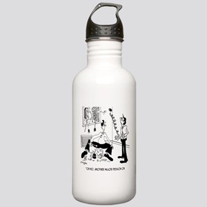 HVAC Cartoon 7590 Stainless Water Bottle 1.0L