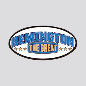 The Great Remington Patches
