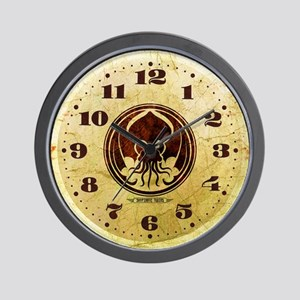 Lovecraft - Call of Cthulhu Wall Clock