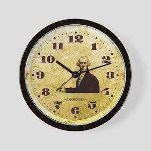 Lovecraft - Howard Phillips Lovecraft Wall Clock