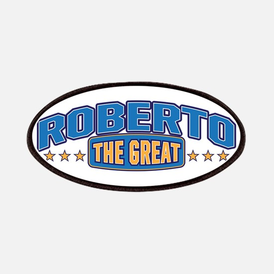 The Great Roberto Patches