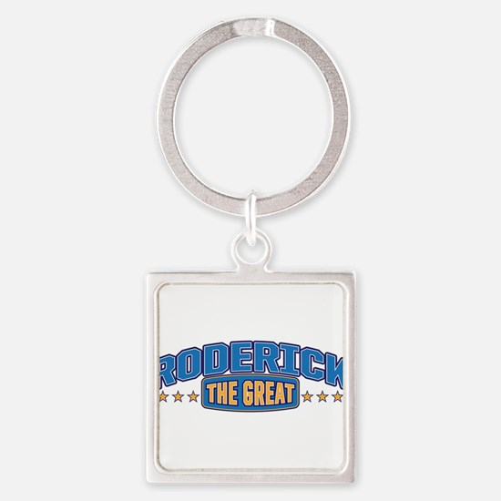 The Great Roderick Keychains