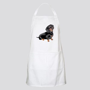 Black-Tan Dachshund Apron