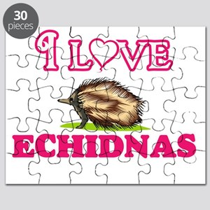 I Love Echidnas Puzzle