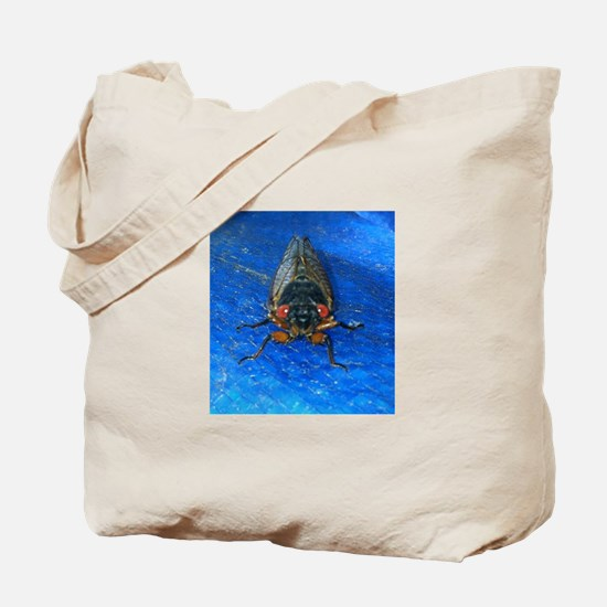Cady- The Cicada Tote Bag