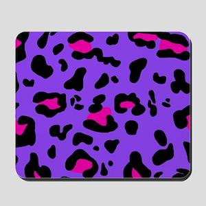 'Leopard Print' Mousepad