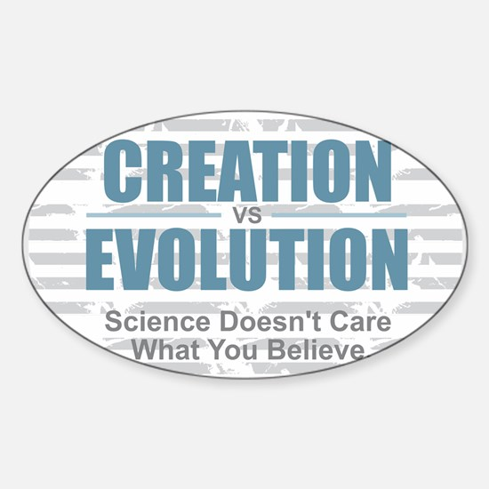 Science Doesn't Care Decal