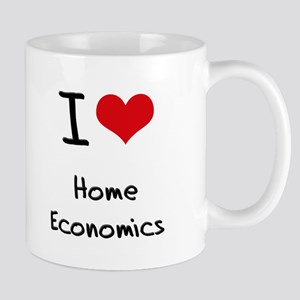 I Love Home Economics Mug