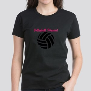 Volleyball Princess T-Shirt