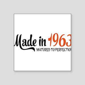 1963 Sticker