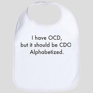 OCD Bib