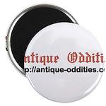 Antique Oddiities Magnet