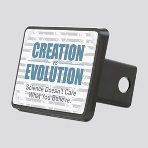 Science Doesn't Care Rectangular Hitch Cover