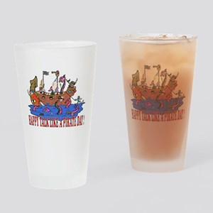 Happy Talk like A Pirate Day Drinking Glass