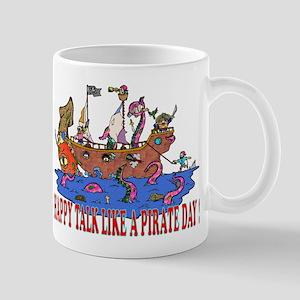 Happy Talk like A Pirate Day Mug