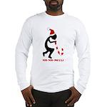Ho-Ho-Pelli Long Sleeve T-Shirt