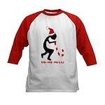 Ho-Ho-Pelli Kids Baseball Jersey