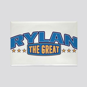 The Great Rylan Rectangle Magnet