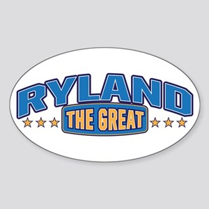 The Great Ryland Sticker
