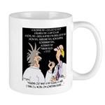Time Cartoon 8392 11 oz Ceramic Mug