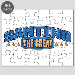 The Great Santino Puzzle