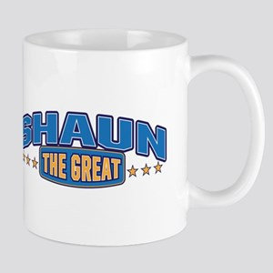 The Great Shaun Mug