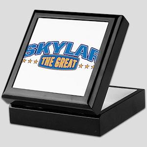 The Great Skylar Keepsake Box