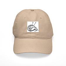 Yarn Ball Baseball Cap