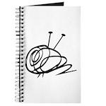 Yarn Ball Journal