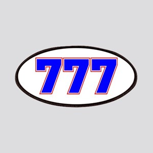 777 GOD Patches