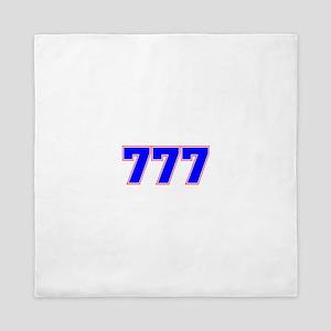 777 GOD Queen Duvet