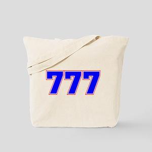 777 GOD Tote Bag