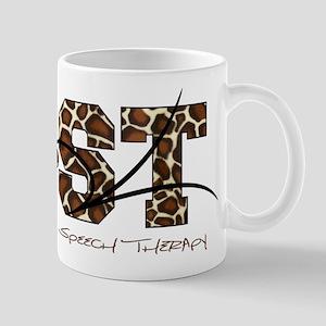 ST Camo Giraffe Mug
