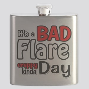 its a Bad Flare kinda crappy day Flask