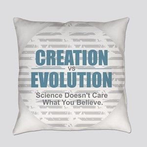 Science Doesn't Care Everyday Pillow