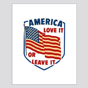 America Love it Posters