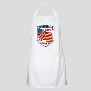 America Love it Apron