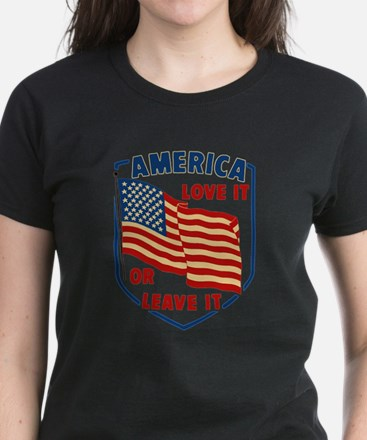 America Love it T-Shirt