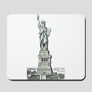 Statue of Liberty Mousepad