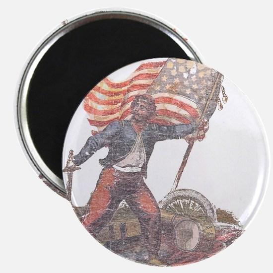 Civil War Patriot Magnet
