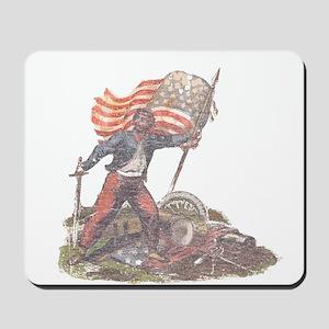 Civil War Patriot Mousepad